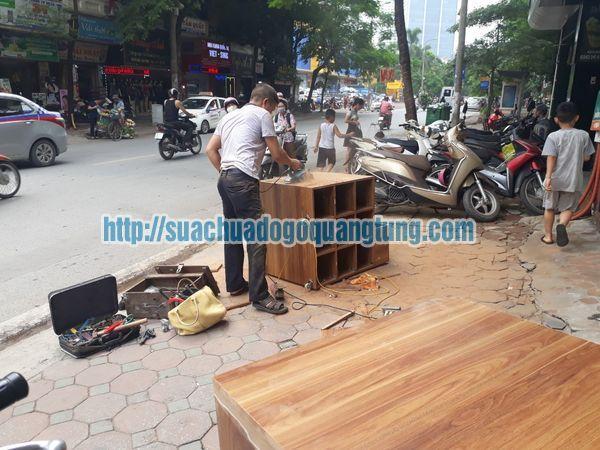 sửa chữa đồ gỗ nội thất