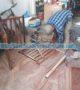 Thợ sửa chữa cầu thang gỗ, sơn cầu thang gỗ tại Hà Nội giá rẻ
