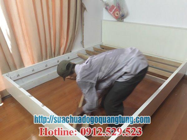 lắp đặt giường ngủ tại hÀ nội