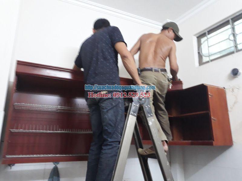Quang Tùng - Sửa chữa đồ gỗ tại Đống Đa giá rẻ