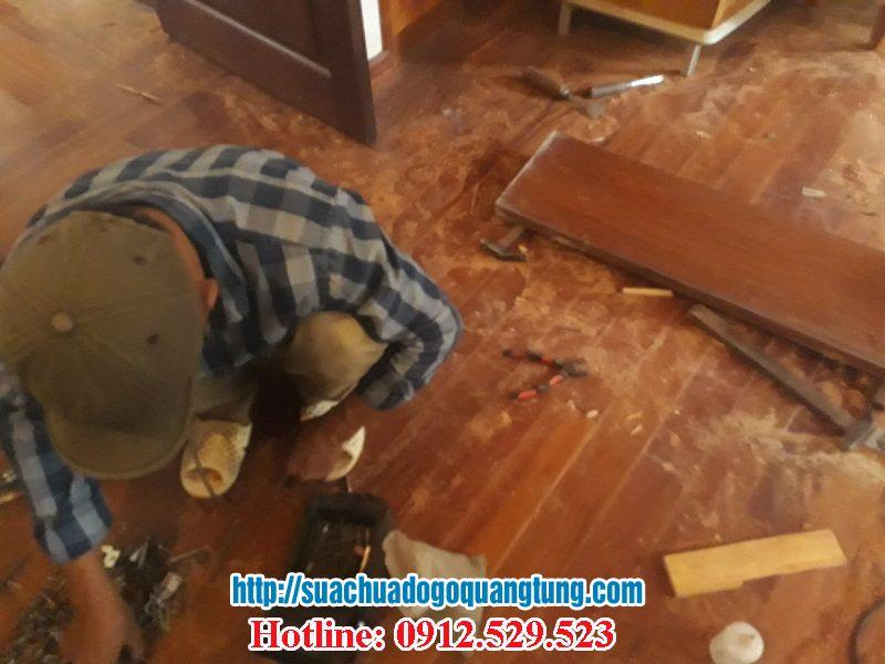sửa chữa đồ gỗ quận tây hồ