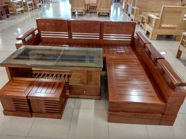 bàn ghế gỗ xoan đào