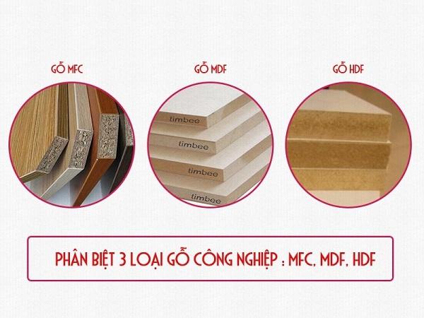 gỗ công nghiệp