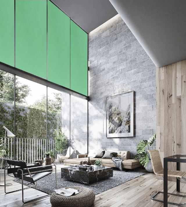 Vật liệu trang trí nội thất nhà ở – Kính nhiều lớp