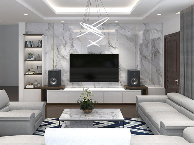 Vật liệu trang trí nội thất nhà ở – Nhựa dệt