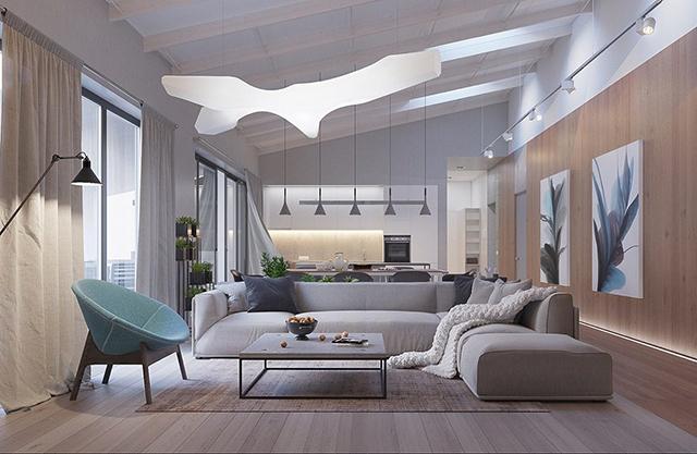 Vật liệu trang trí nội thất nhà ở – Thép và Inox