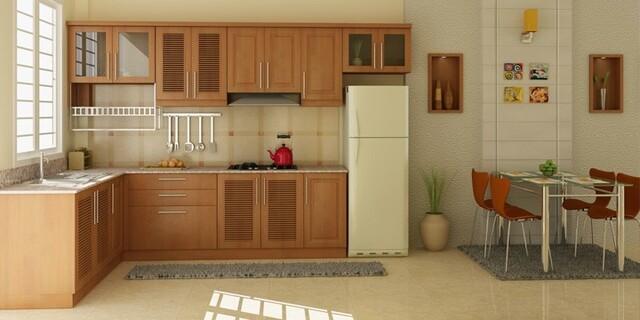 cách bố trí phòng bếp theo phong thủy