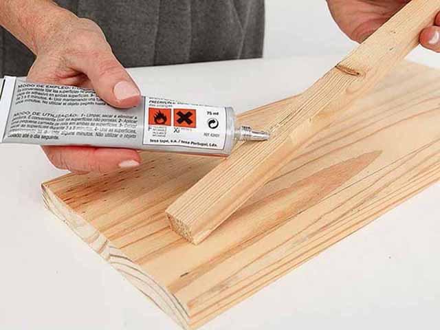 Keo dán gỗ là gì